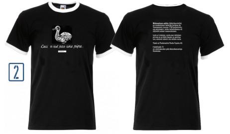 Tiedetuubin Tiede-T-paita #2