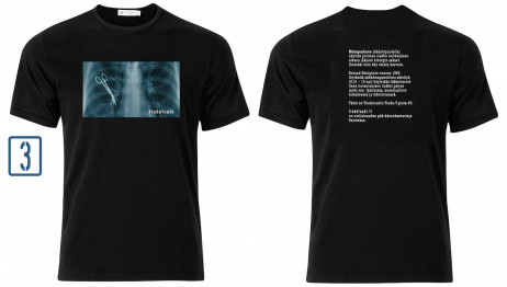Tiedetuubin Tiede-T-paita #3
