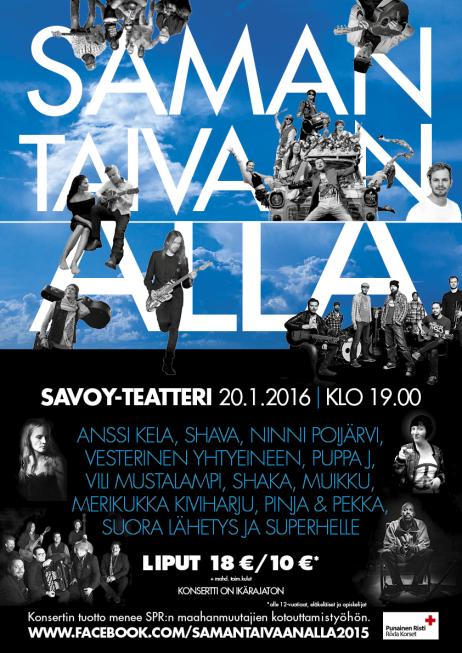 Savoy-juliste
