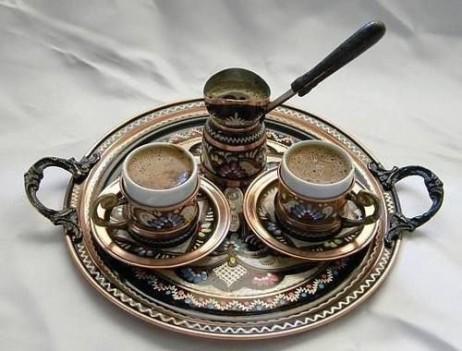 Coffee, arabic coffee, tea, cold non-alcoholic drinks...
