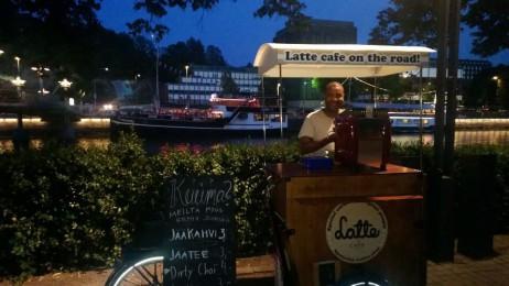 Café On the Road on the road! Helsinki & Turku 2015